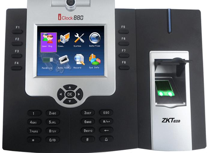 ZKTeco iClock880 BD