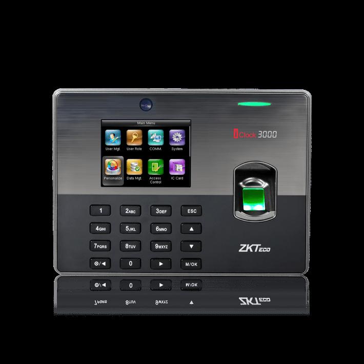ZKTeco iClock3000 Bangladesh, Trimatrik, ZKTeco Bangladesh