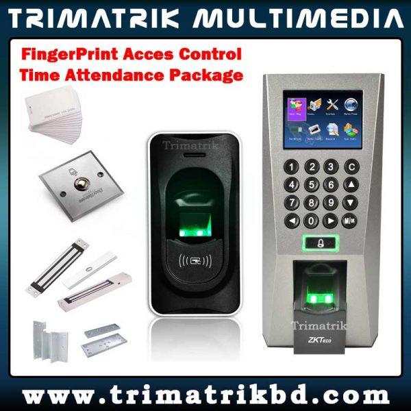 Access Control & Time Attendance Bangladesh