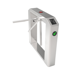 ZKTeco TS2011 Tripod Turnstile with Controller and RFID Reader