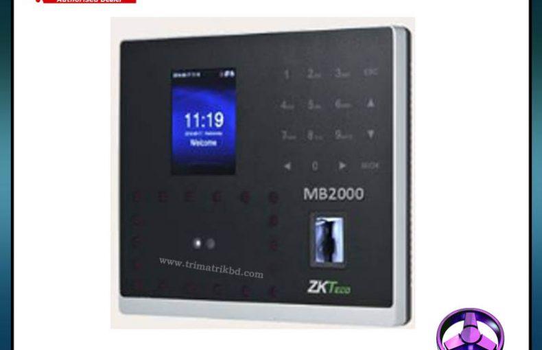 ZKTeco MB2000 Price in BD, ZKTeco bangladesh, Trimatrik