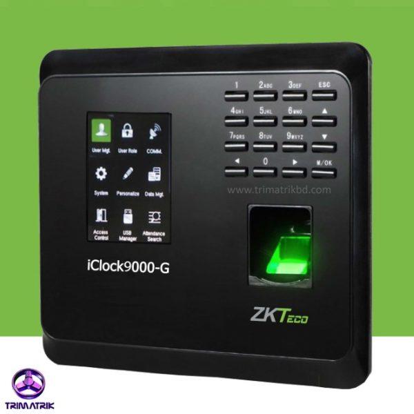 ZKTeco iClock9000-G Bangladesh trimatrik