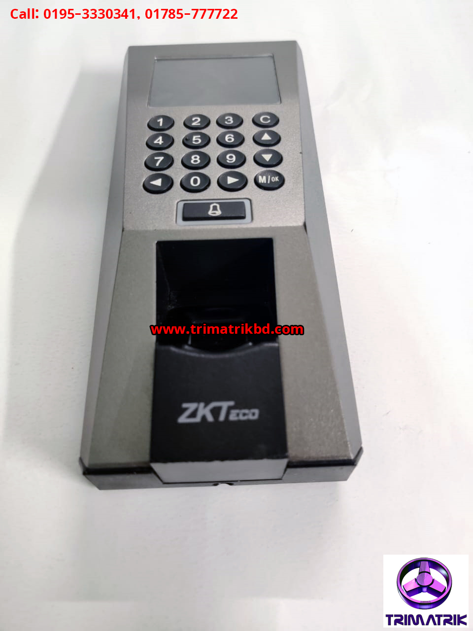 ZKTeco F18 price in Bangladesh
