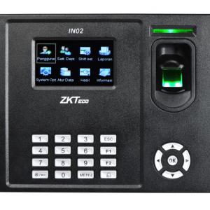 ZKTeco IN02 Fingerprint Time Attendance Terminal