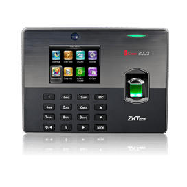 ZKTeco iClock-3000 Fingerprint Time Attendance Terminal